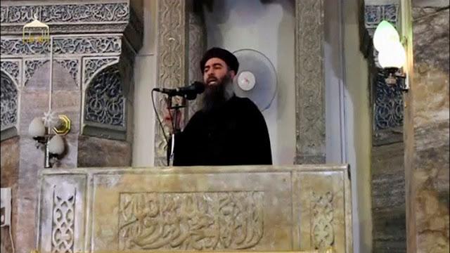 El líder del Estado Islámico habría fallecido tras un ataque aéreo ruso en Raqa