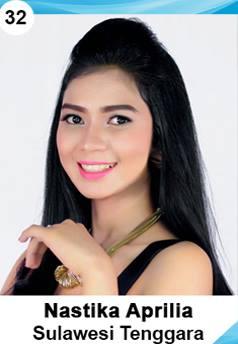 Finalis Puteri Indonesia 2016 Sulawesi Tenggara