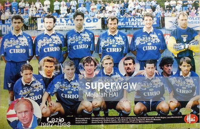 Lazio 1997/1998