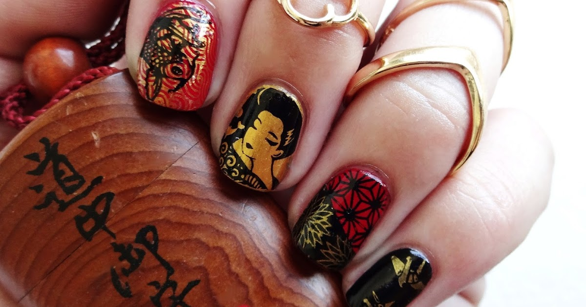 Lacquered Lawyer Nail Art Blog Japan
