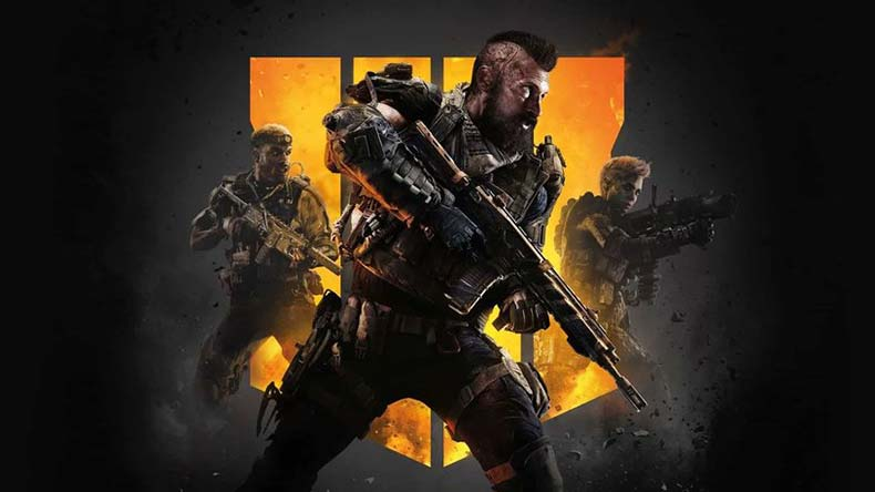 Игра Call of Duty: Black Ops 4