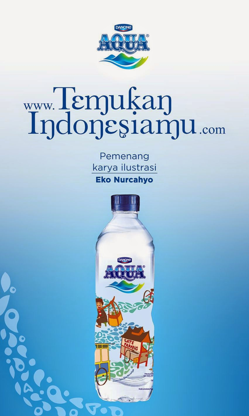 Inovasi dan Kewirausahaan Minuman AQUA