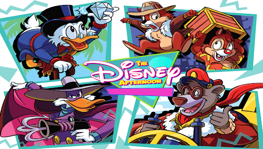 Remembering The Disney Afternoon