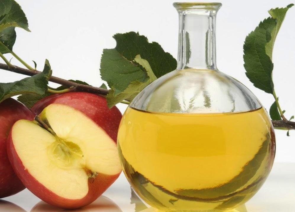 los beneficios del vinagre de manzana organico