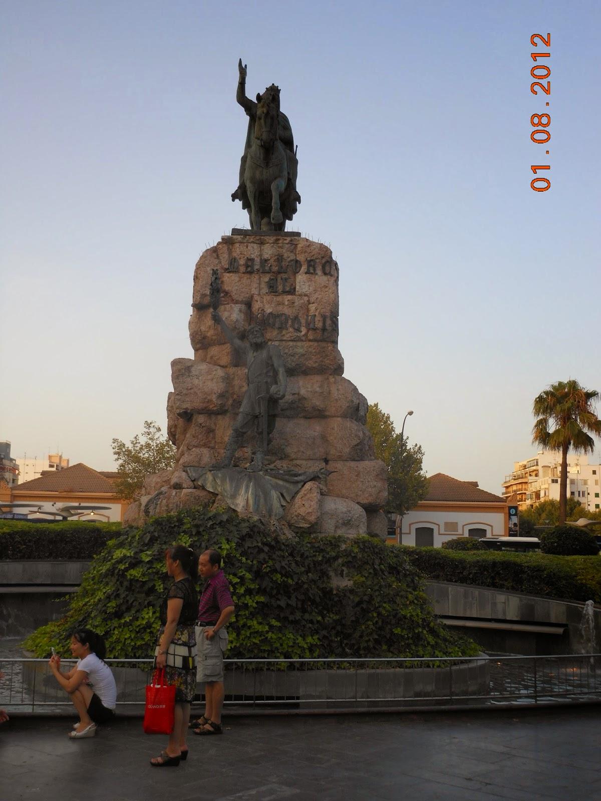Plaça España - Palma de Maiorca - Espanha