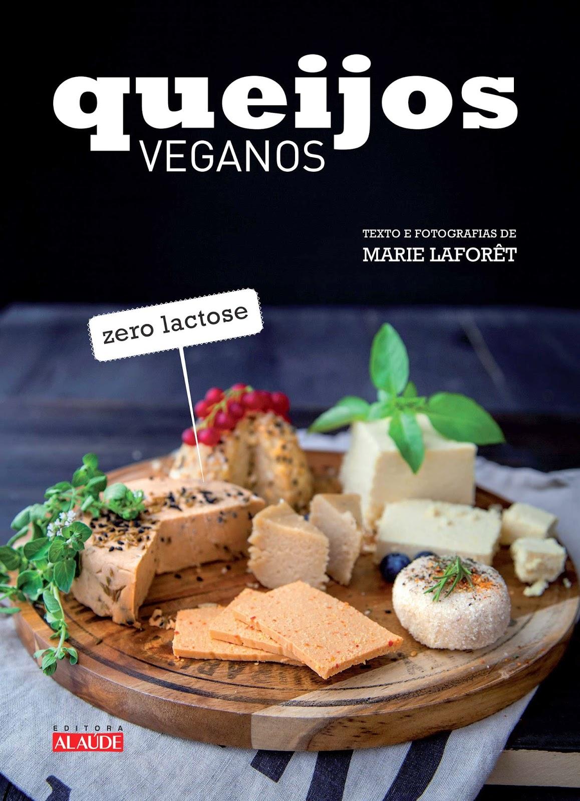 Livro Queijos Veganos