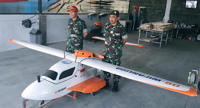 And Application Of Technology BPPT Its Consortium Is Ready To Conduct A Flight Test For Larger Medium Altitude Long Endurance MALE Drone