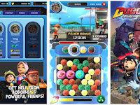BoBoiBoy: Power Spheres MOD Apk Full Unlimited Terbaru Gratis