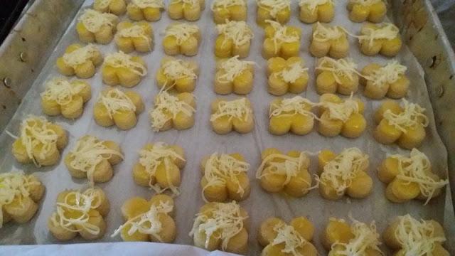 Resepi Biskut Cheeese @ Cheese Cookies Recepi