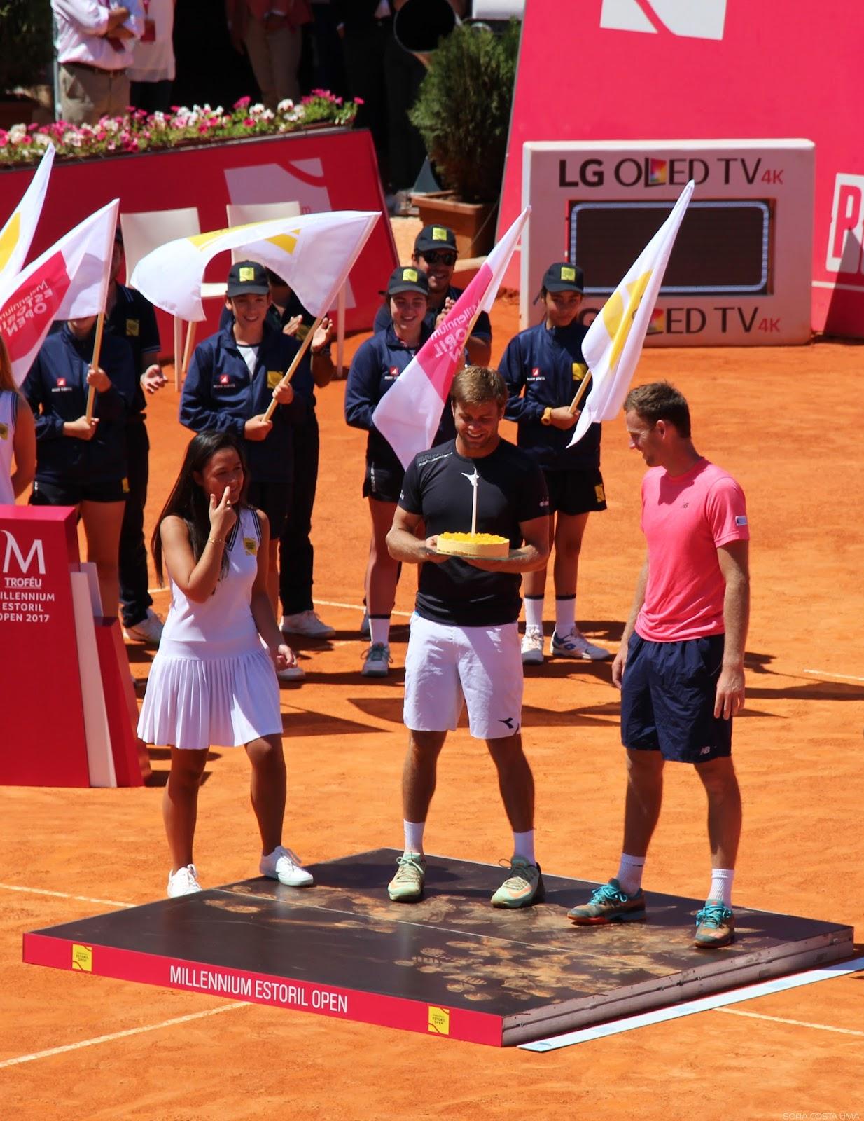Ryan Harrison & Michael Venus - Millennium Estoril Open 2017