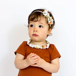 baby accessory necklace pattern