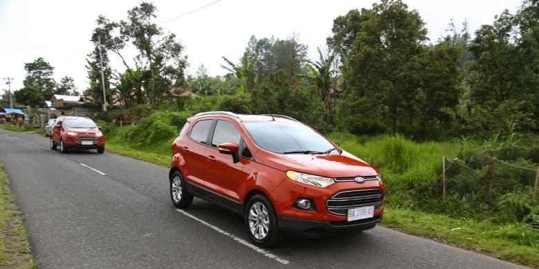 All-New Ecosport, Urban SUV Yang Pas Untuk Profesional Muda