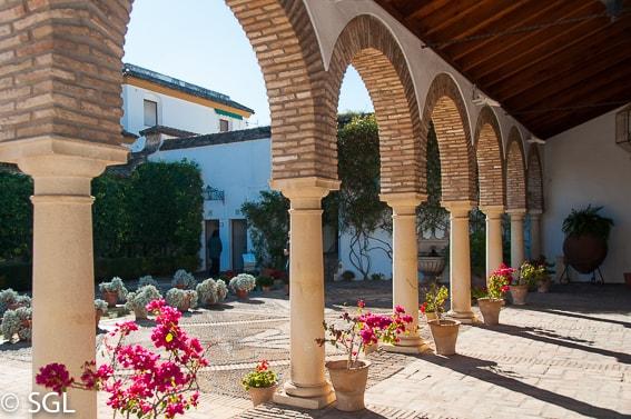 Palacio Viana. Recorrido fotografico por Cordoba