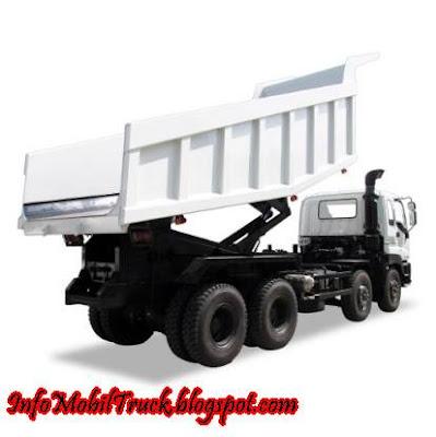 Gambar dam truk isuzu fuso