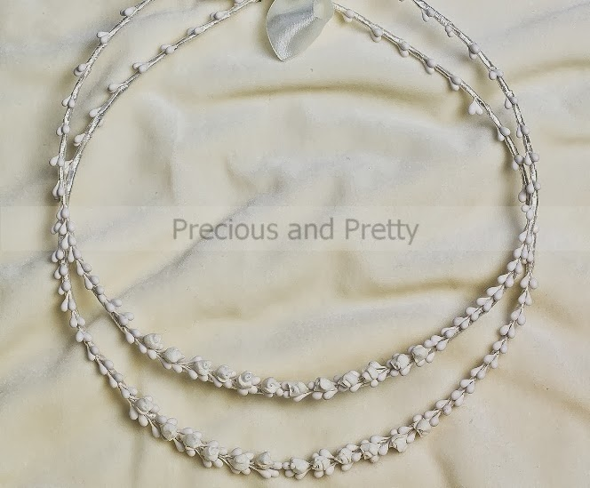 Greek wedding stefana crowns N604