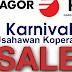 Fagor Usahawan Koperasi Karnival Sale: 15 to 16 Oct 2016