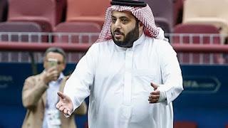 تركي آل الشيخ يعتذر على توتير بسبب مرضه