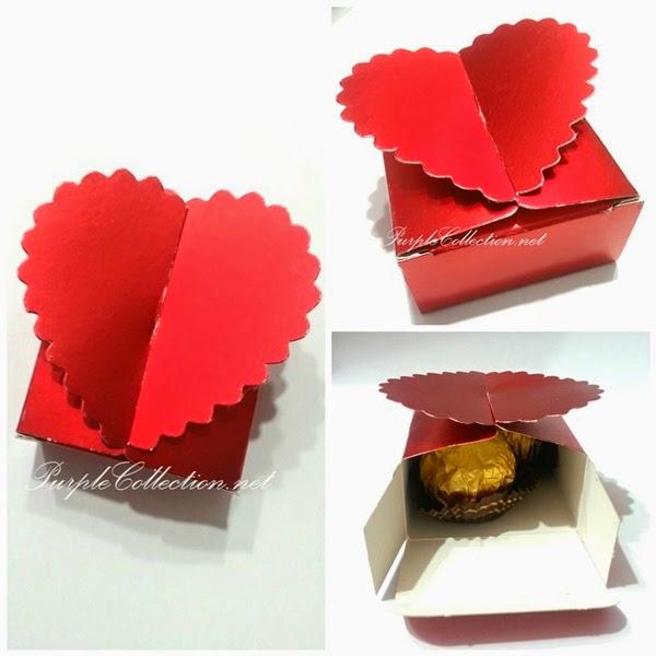 wedding favour, favor, door gift, red box, hantaran, pelamin, heart, love shape, chinese, kuala lumpur, selangor, thank you tag, ferero roche, chocolate