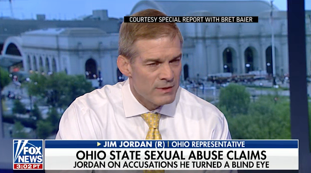 Former coaches, wrestlers, and colleagues rush to defend Rep. Jim Jordan