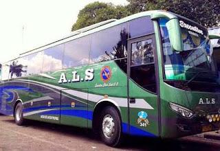 Rute Dan Harga Tiket Bus Als Telunjuk Transport