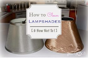 From Gardners 2 Bergers Cleaning Thirft Store Lampshades