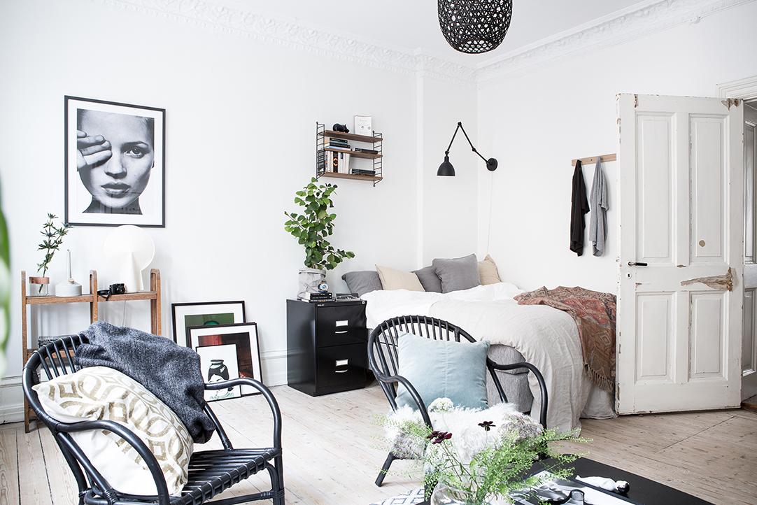 małe mieszkanie pomysły, triki jak urządzić małe mieszkanie