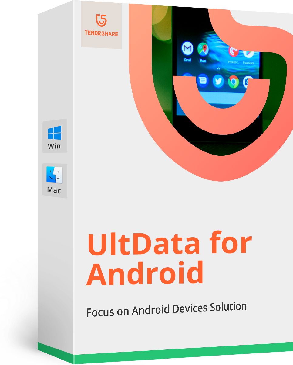 Tenorshare UltData for Android | Free Download ~ TechloHub