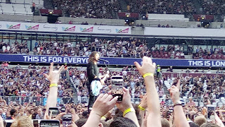 LIVE REVIEW: Foo Fighters, London Stadium, Saturday 23 June 2018 Dave Grohl