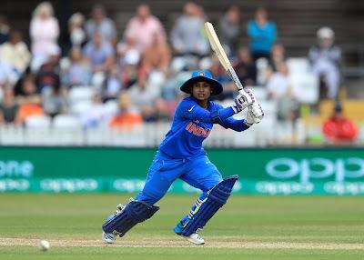 मिताली राज, भारतीय महिला वनडे क्रिकेट टीम की कप्तान