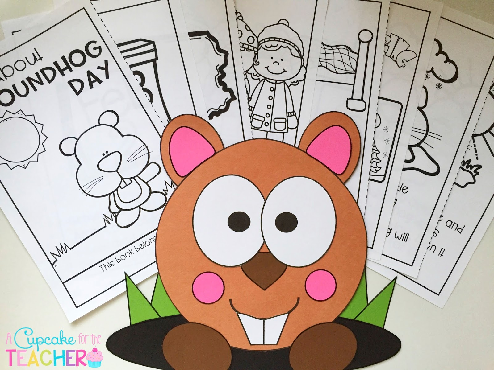 Groundhog day clipart download wallpaper full wallpapers groundhog day ideas a cupcake for the teacher groundhog day ideas m4hsunfo