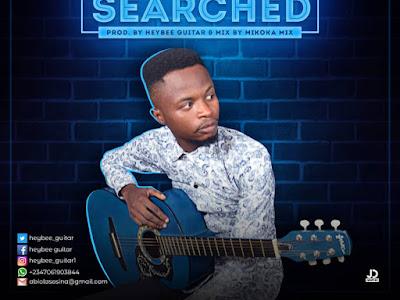 GOSPEL MP3: Heybee Guitar - I Have Searched || @heybee_guitar