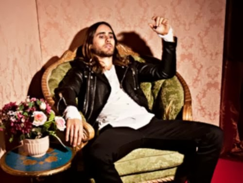 Jared Leto for Out