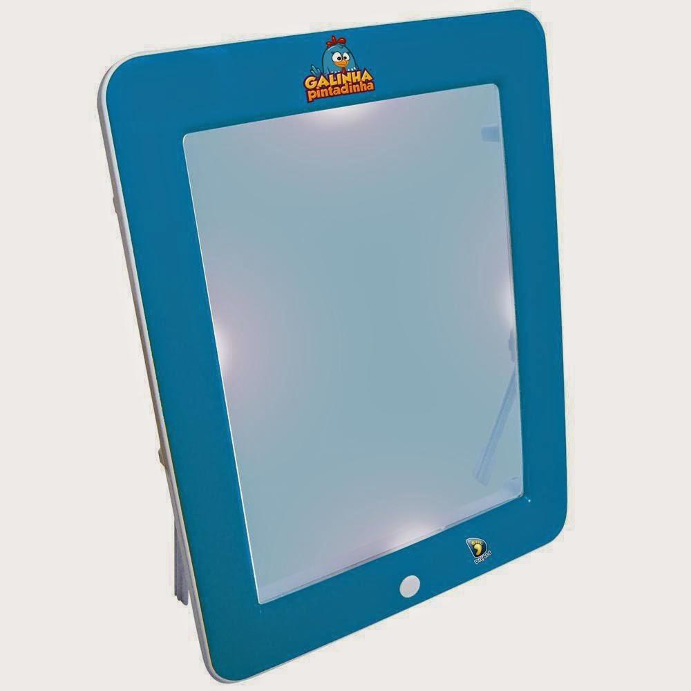 tablet da galinha pintadinha