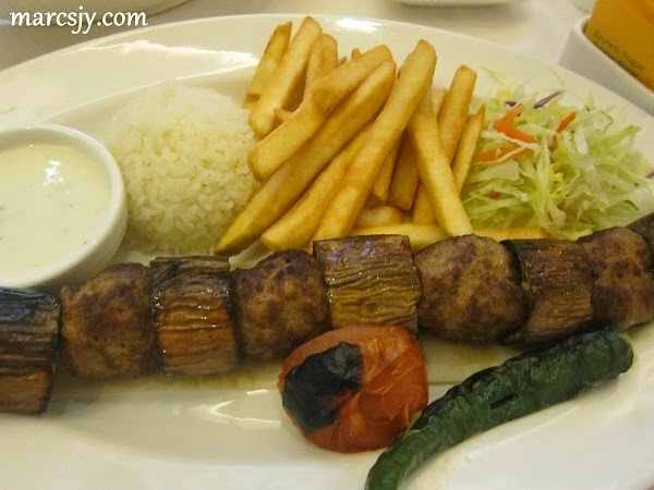 Eggplant Kebab-Bosphorus Fine Turkish Cuisine