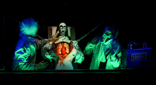 The Ghastly Dreadfuls | Center for Puppetry Arts