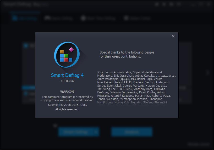 Iobit smart defrag review