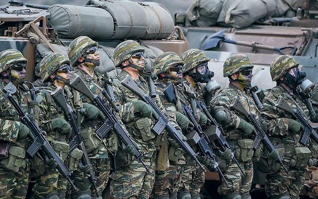 Συνταξιοδοτικό Στρατιωτικών-Επιπλέον 5ετία: Τί γίνεται τελικά; Βρήκατε λύση; (ΕΓΓΡΑΦΟ)