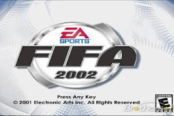 Get Free Download Game Fifa 2002 for Computer PC or Laptop Full Crack