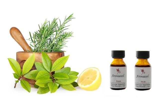 Aceites para hornito Aromasol