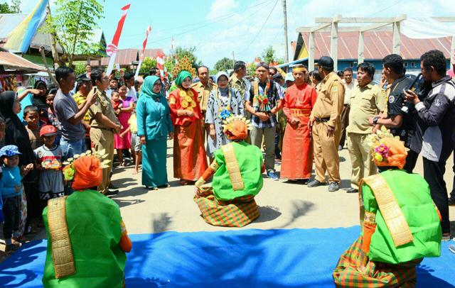 Tim Kementerian Pariwisata RI Kunjungi Lokasi Pokdarwis ACI Tongke-Tongke Sinjai