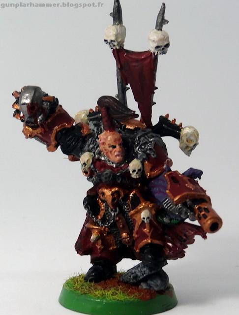 Seigneur du Chaos Space Marines Lord