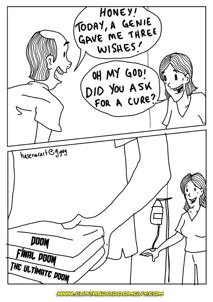 Três desejos