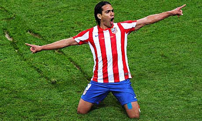 Radamel Falcao atletico