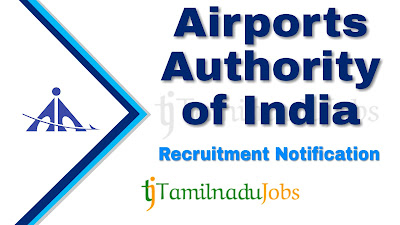 AAI Recruitment notification 2019, Govt jobs for ITI, Govt jobs for mechanical, govt jobs for electrical