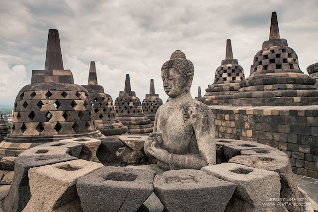 Mereka Menginginkan Menghancurkan Borobudur, Rohingya Cuma Argumen