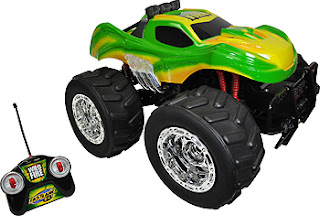 Christmas Actually Fast Lane Wild Fire Monster Truck