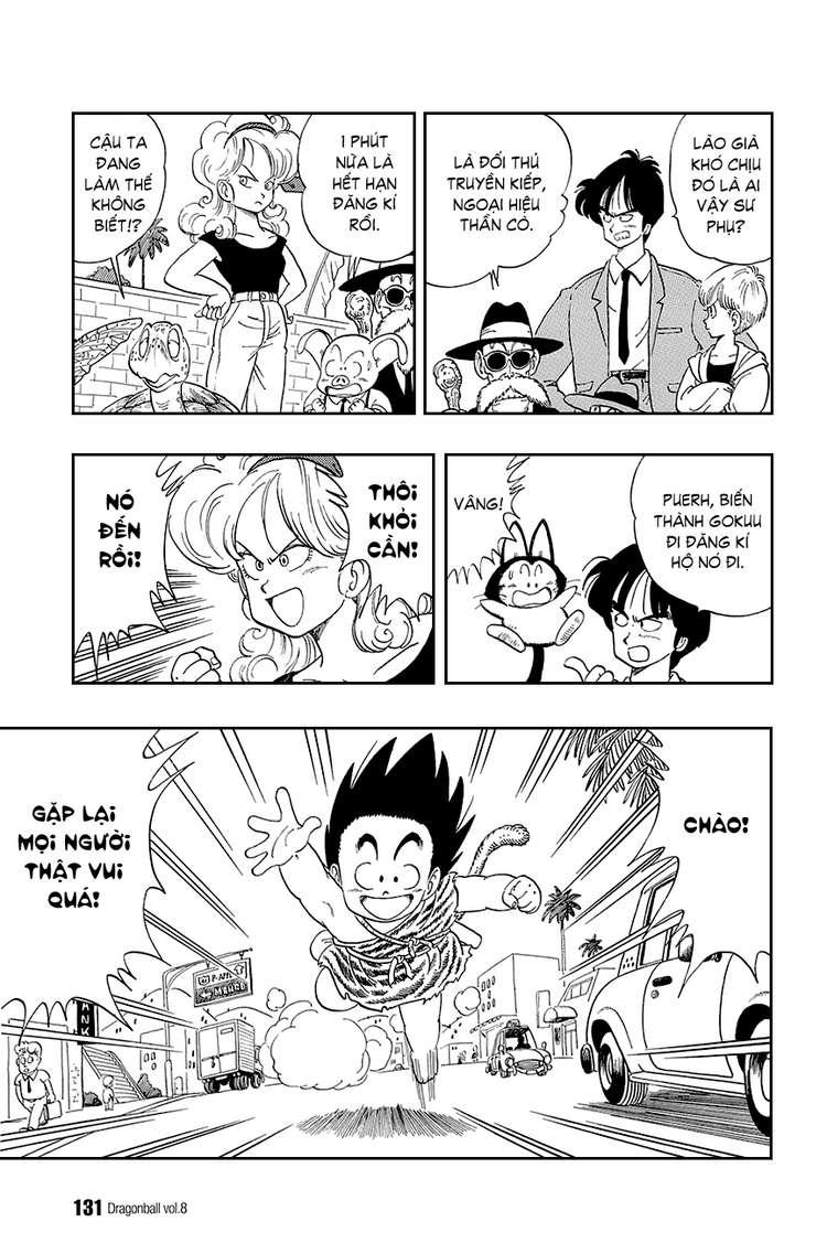 Dragon Ball chap 113 trang 9