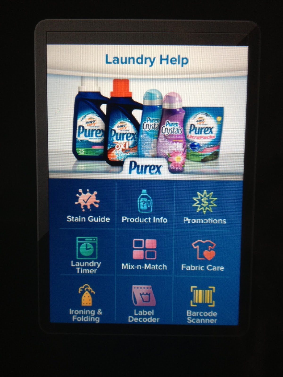 sweepstakes app cummins life new purex laundry app sweepstakes ipad 6842