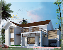 5 Bedroom House Plans Kerala Home Design