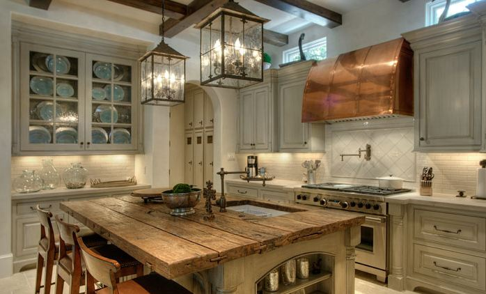 Rooms: TG Interiors: The New Country Kitchen...Meets Industrial